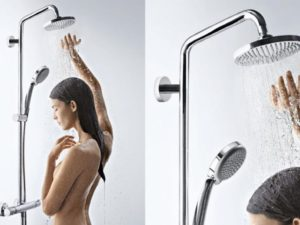 Душевые системы WasserKraft