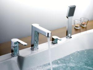 """Смесители WasserKRAFT на борт ванны """"Врезные"""""""